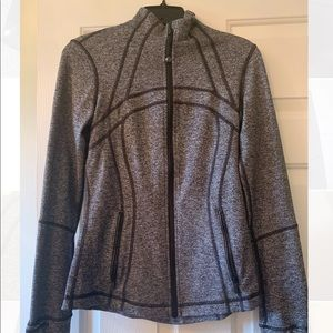 Lululemon athletic zip up jacket